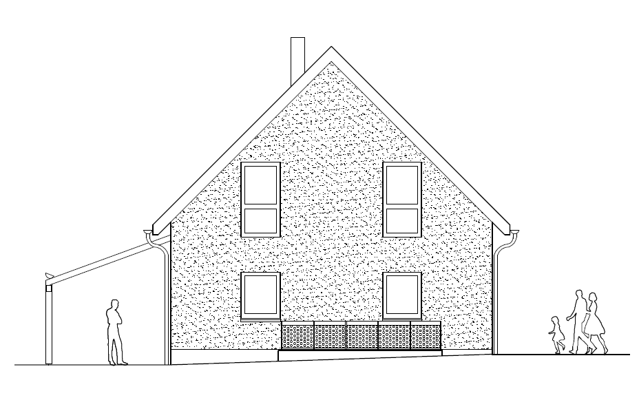 beispiel 2 bauplanung baustatik bauherrenberater. Black Bedroom Furniture Sets. Home Design Ideas
